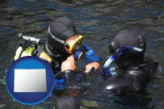 colorado a scuba diving lesson in Monterey Bay, California
